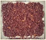 plaque de granola